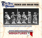 BG-FIW200 French Infantry Command (6 models)