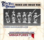 BG-FIW202 French Infantry 2 (6 models)