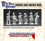 BG-FIW300 British Infantry Command (6 models)