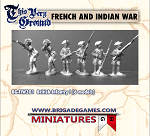 BG-FIW301 British Infantry 1 (6 models)