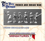 BG-FIW302 British Infantry 2 (6 models)
