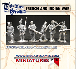 BG-FIW310 British Rangers Command (6 models)