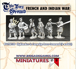 BG-FIW330  Highlanders in Campaign Dress Command (6 models)