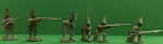 BG-NBR008  British Infantry - Elite Co. Skirmishing - trousers/no backpacks - stovepipe shako (all 6 variants)