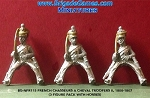 BG-NFR115  French Chasseurs a Cheval Troopers II, 1800-1807