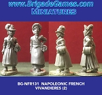 BG-NFR131  French Vivandiers (2 variants)