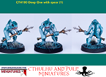 BG-CTH100 Deep One with spear (1)