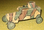 Ford Model T Armored Car TFC (1/56th)