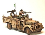 Chevy LRDG Truck (1/56th)