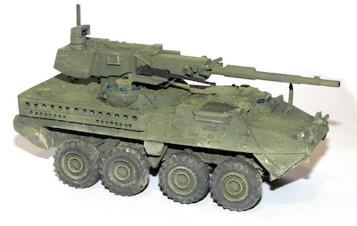 Stryker MGS (1/56th)
