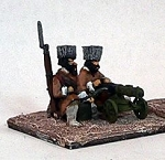 Czech Legion Maxim Team Seated