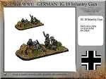 G-INF-06 German 7.5cm IG18 (15mm WW2)