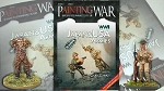 Painting War - Issue #3 - Japan and USA WW2