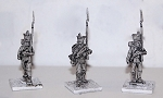 Vistula Legion – Fusiliers - gaiters (6 different figures)
