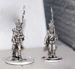 Vistula Legion – Grenadiers or Voltigeurs in Shako  - gaiters  (2 figures)