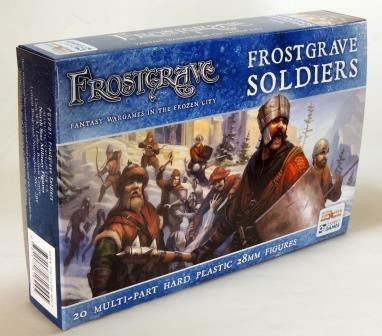 Frostgrave - FGVP01 - Frostgrave Soldiers