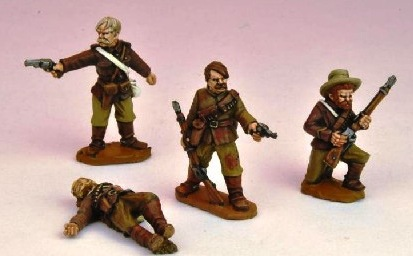 NS-A2009 - Last Stand of the Shangani Patrol
