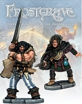 Frostgrave - FGV201 - Thief & Barbarian