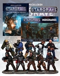 NSSGDeal1b - Deal 1b: Stargrave Rulebook and Mercenaries (NICKSTARTER PREORDER - ships in May)