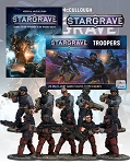 NSSGDeal1c - Deal 1c: Stargrave Rulebook and Troopers (NICKSTARTER PREORDER - ships in May)