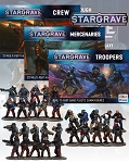 NSSGDeal2 - Stargrave Figures Nickstarter Deal 2 (NICKSTARTER PREORDER - ships in May)