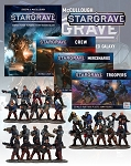NSSGDeal3 - Stargrave Figures Nickstarter Deal 3 (NICKSTARTER PREORDER - ships in May)