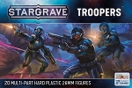 SGVP003 - Stargrave Troopers (PREORDER - Ships in May. BUYING THIS ITEM ON ITS OWN DOES NOT QUALIFY FOR NICKSTARTER REWARDS. CAN BE ADDED TO A NICKSTARTER ORDER.)