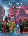 OSP-FGV2-RK  Frostgrave: The Red King (Frostgrave II supplement)(PREORDER)