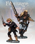 Frostgrave FGV242 - Thief & Barbarian II