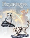 Frostgrave - FGV301 - Ice Toad & Snow Leopard