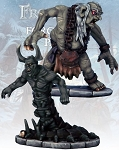 Frostgrave - FGV324 - Failing Wretch and Chilopendra
