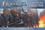 NS-FGVP09 - Frostgrave Demons (Plastic boxed set) (PREORDER)