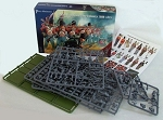 Perry Miniatures - British Line Infantry 1808-1815 plastic box set ( 36 Line Infantry, 4 Riflemen)