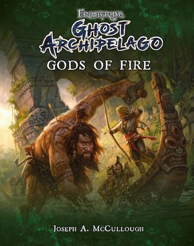 Frostgrave: Ghost Archipelago Gods of Fire Supplement
