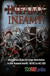 Infamy, Infamy! (Book + Card Deck Bundle) Wargame Rules for Large Skirmishes in the Ancient World. 60 BC to 100AD