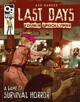 Last Days: Zombie Apocalypse Wargaming Rules