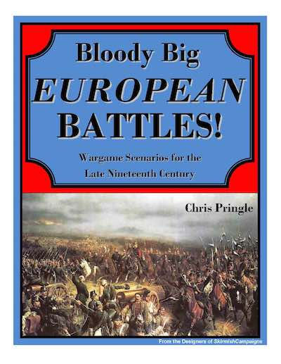 Big Bloody European Battles Scenario Book