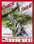 Check Your 6 Air Combat and Campaign Rules