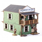 28S-DMH-133 - Dead Man's Hand Dentistry and Attorney at law (1/56th , 28mm)