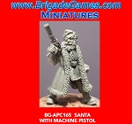 BG-APC165 Apocalypse: Santa with machine pistol (1)