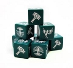 SAGA Age of Magic Order Dice