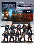 NSSGDeal1 - Deal 1a: Stargrave Rulebook and Crew (NICKSTARTER PREORDER - ships in May)