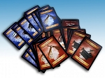 WR-MUSKTOM2RCARDS  Redcoats and Tomahawks Card Deck