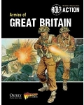 BoltAction WW2 Rules: Armies of Great Britain by Warlord Games